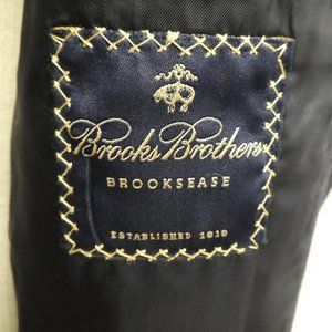 Brooks Brothers Suits & Blazers - BROOKS BROTHERS BROOKSEASE navy blue blazer 44L